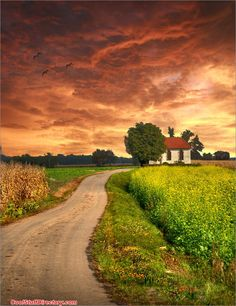 Wonderful HDR Photography by Jean-Michel Priaux ~ Cool Stuff Directory