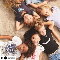 The new collection ss17 by Armani junior #children #ss17 #collezionibambini @armani  via COLLEZIONI MAGAZINE OFFICIAL INSTAGRAM - Celebrity  Fashion  Haute Couture  Advertising  Culture  Beauty  Editorial Photography  Magazine Covers  Supermodels  Runway Models