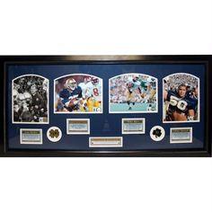 Notre Dame 1988 National Championship Elite Dynasty Collage