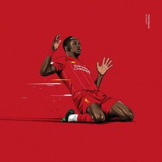 Excellent football player illustrations created by FCVectoraldo. They featured present day greats as well as past legends in a variety . Liverpool Fc Wallpaper, Liverpool Wallpapers, Lfc Wallpaper, Iphone Wallpaper, Liverpool Premier League, Liverpool Football Club, Liverpool Anfield, Salah Liverpool, Ronaldinho Wallpapers