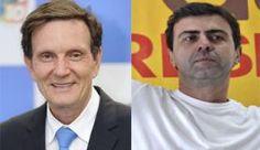 RS Notícias: Crivella e Freixo falam de saúde e transporte em p...