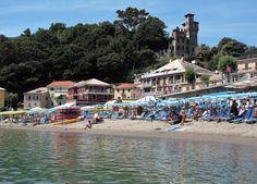 Moneglia beach, summer memories of over 15 years...