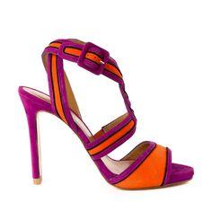 Sandales à talon Gordana Dimitrijevic