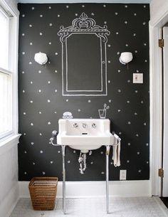Dê um bom ar de estilo a este cômodo tão precioso.                                                                                                                                                                                 Mais