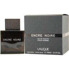 Encre Noire Lalique By Lalique Edt Spray 3.3 Oz