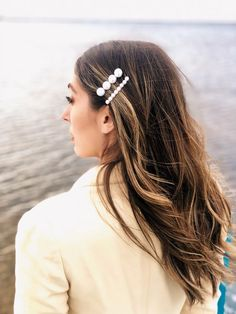 New Fashion 2017 New Luxury Women Hairpin Spring Hair Clip Crystal Rhinestone Girls Drill Flowers Barrettes Ladies Hair Accessory W18 Back To Search Resultsapparel Accessories