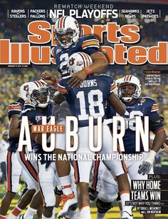 Auburn Wins National Championship