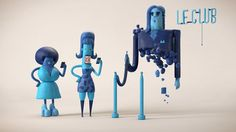 Client: Icebreakers Agency: Arnold Direction, Animation & Production: Buck Original Music & Sound Design: Antfood