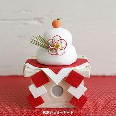 東京シュガーアート【シュガークラフト♡ケーキデコレーション@恵比寿】-3ページ目 Sugar Art, Tokyo, Christmas Ornaments, Holiday Decor, Home Decor, Decoration Home, Room Decor, Tokyo Japan, Christmas Jewelry