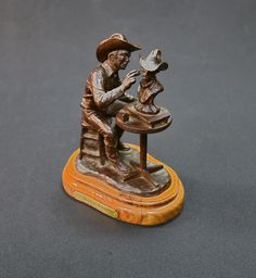 Cowboy Artist by Bill Nebeker - The Eddie Basha Collection