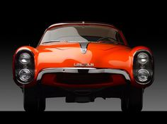 1955 Lincoln Indianapolis by Boano