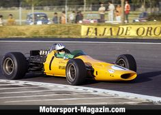 F1 1968 - Mexico GP - Denny Hulme - McLaren Team - Bild: Sutton