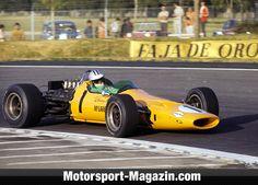 F1 1968 - Mexico GP - Denny Hulme - McLaren Team - Bild: Sutton