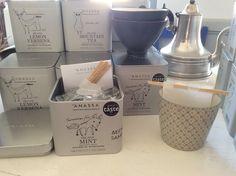 Herbal Teas, Herbalism, Tin, Greek, Lemon, Packaging, Classy, Organic, Facebook