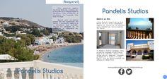Adv for pandelis studios at Agia Fotia Chios. Δείτε το online http://issuu.com/siolis/docs/travel_and_lifestyle_190a7d8d4e7777