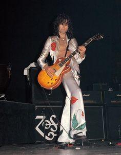 Jimmy Page - Les Paul - Led Zeppelin