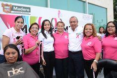 La valentía es doblemente admirable cuando se trata de mujeres que pese a su enfermedad, principalmente cáncer de mama, siguen siendo madres cariñosas, compañeras incondicionales, trabajadoras incansables y ejemplo de un espíritu indomable.