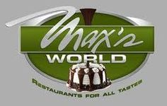 Max's Opera Cafe - waiters on wheels.. Niagara falls cake and BEAUCOUP de pasta! What WAS I thinking? Sorry about that!
