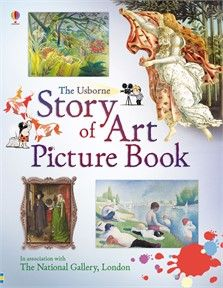 Story of art picture book - NEW FOR APRIL 2018