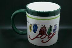 The Coffee Bean & Tea Leaf Joy Coffee Mug
