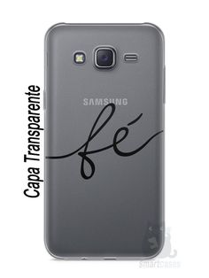 Capa Capinha Samsung J5 Fé - SmartCases - Acessórios para celulares e tablets :)