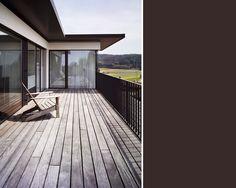 meier architekten - Objekt 231 #architektur #architekturschweiz #architekturzürich #architekturbüro #designhaus #interiordesign #design Meier, Interiordesign, Villa, Air Fresh, Porches, Architects, Detached House, Photo Illustration