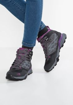 wholesale dealer 7a560 9126f Köp The North Face HEDGEHOG HIKE GTX - Terrängskor - dark shadow grey wood  violet