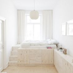 Ausbau Apartment Wiesbaden is a minimalist house located in Wiesbaden, Germany, designed by Studio Oink.