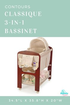 contours-classique-3-in-1-bassinet-big-baby-small-space