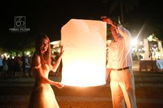 melissamcclure.com  thailand lantern ceremony, lantern release, paper lantern at wedding, #destination wedding, krabi, raillay bay, #thailand wedding