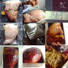 Poesía Culinaria . Sabores de Nati: Lechona Tolimense Colombiana con sabor a Navidad Colombian Cuisine, Chicken, Meat, Christmas, Recipes, Corner, Foods, Pork Meat, Sweets