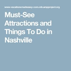 What To Do In The Gulch Nashvilles Next Cool Neighborhood - 11 things to see and do in nashville