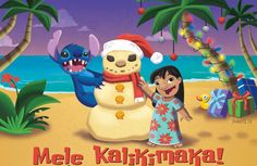 Christmas with Lilo & Stitch