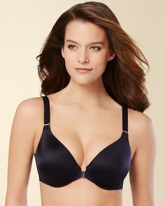 Soma Vanishing Back bra with a secure front closure. T Shirt Bra 27571e9bf