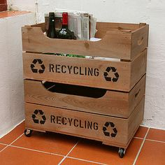 The answer to our recycling issue?!