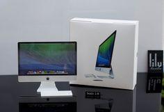 NEW Desktop Computer L Max imac Miniature for door liluminiature