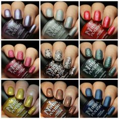 Nothing Stays in Vegas collection, available now on NinjaPolish.com. Swatches courtesy of Iced Lacquer (scheduled via http://www.tailwindapp.com?utm_source=pinterest&utm_medium=twpin&utm_content=post9920560&utm_campaign=scheduler_attribution)