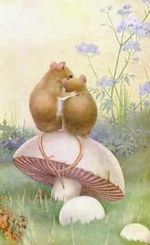 you are my Mouse of Love.