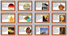 Great Fire Of London Timeline Ks1 | Great Fire of London | Pinterest