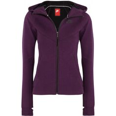 burgundy nike hoodie
