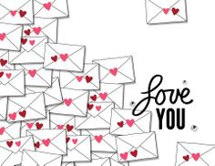 My Digital Studio | Love You card designed by Heather Summers