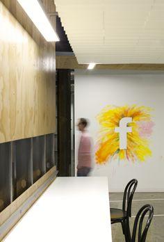 Inside Facebook's Menlo Park Headquarters