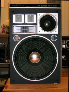 Audiophile Speakers, Monitor Speakers, Built In Speakers, Audio Speakers, Audio Design, Speaker Design, Radios, Hi Fi System, Electronic Appliances