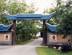 dxn L'ingresso dove viene coltivato il Ganoderma Lucidum in Malesia http://pierangelopetri.dxnitaly.com/dxn