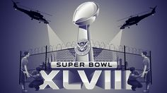 """The Police State Super Bowl - ....I believe this is only a """"test,"""" if you will, to see just how people will react to such a large police and military presence at a public event. This is exactly how it starts, first they tell you """"It's for your own safety,"""" then it grows, and before you know it, you can't walk into a grocery store without police or military personnel at the doors checking your I.D. when you are buying a dozen eggs...."""