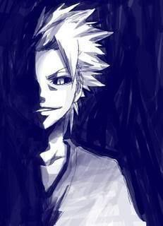 if toshiro had a hollow side, THIS NEEDS TO HAPPEN. In fact just make all the captains and vice captains vizards with their own hollow sides it would be so awesome to see how they all dealt with it. plus i want too see all of their hollow masks.