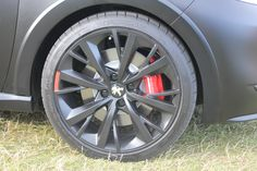 The #Peugeot 208 GTi 30th at Goodwood Festival of Speed 2014