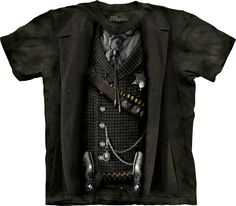 The Sheriff T-Shirt - PRIKID