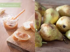 receta de mermelada casera de pera con especias