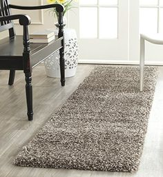 Safavieh Shag Collection Home Decor - Shows Off Its Beautiful Milan Shag Area Rug  - Get Yours Today!